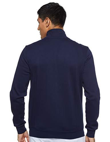 Lacoste Sport Herren SH7616 Reißverschluss Jacke, Blau (Marine), Medium (Herstellergröße: 4) - 7