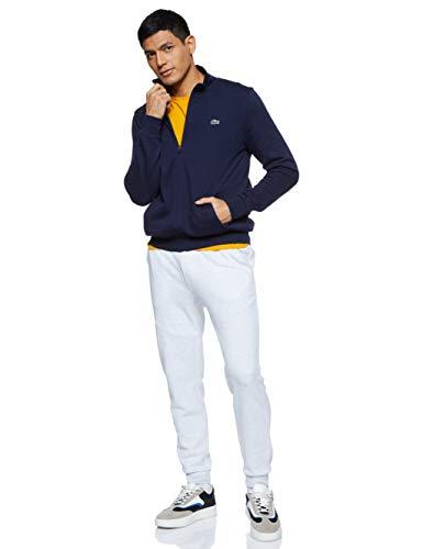 Lacoste Sport Herren SH7616 Reißverschluss Jacke, Blau (Marine), Medium (Herstellergröße: 4) - 2