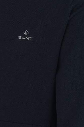 GANT Herren Classic Cardigan, Blau - 3