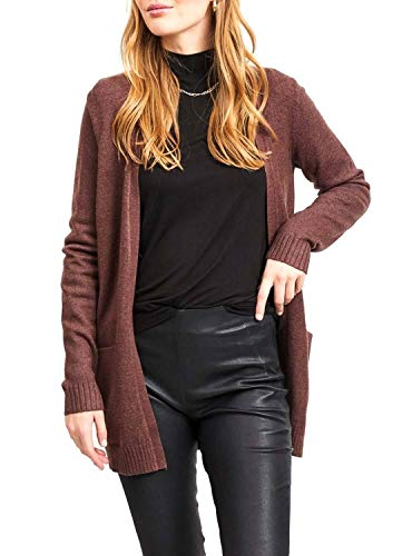 Vila Damen VIRIL L/S Open Knit Cardigan-NOOS