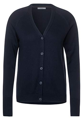 Cecil Damen Cardigan in Blau